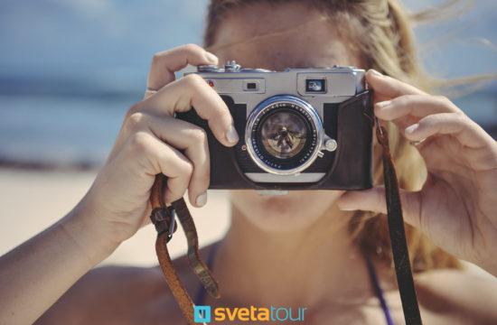 Come realizzare belle foto in viaggi