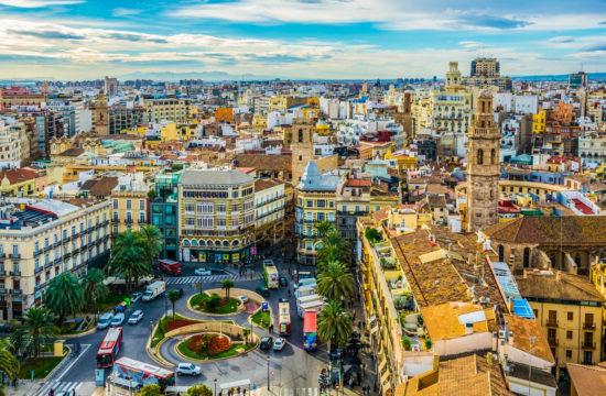 Valencia: soggiornare in una città unica per imparare una nuova lingua