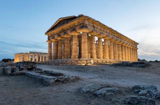 Paestum: a spasso nel tempo tra lo splendore dei templi